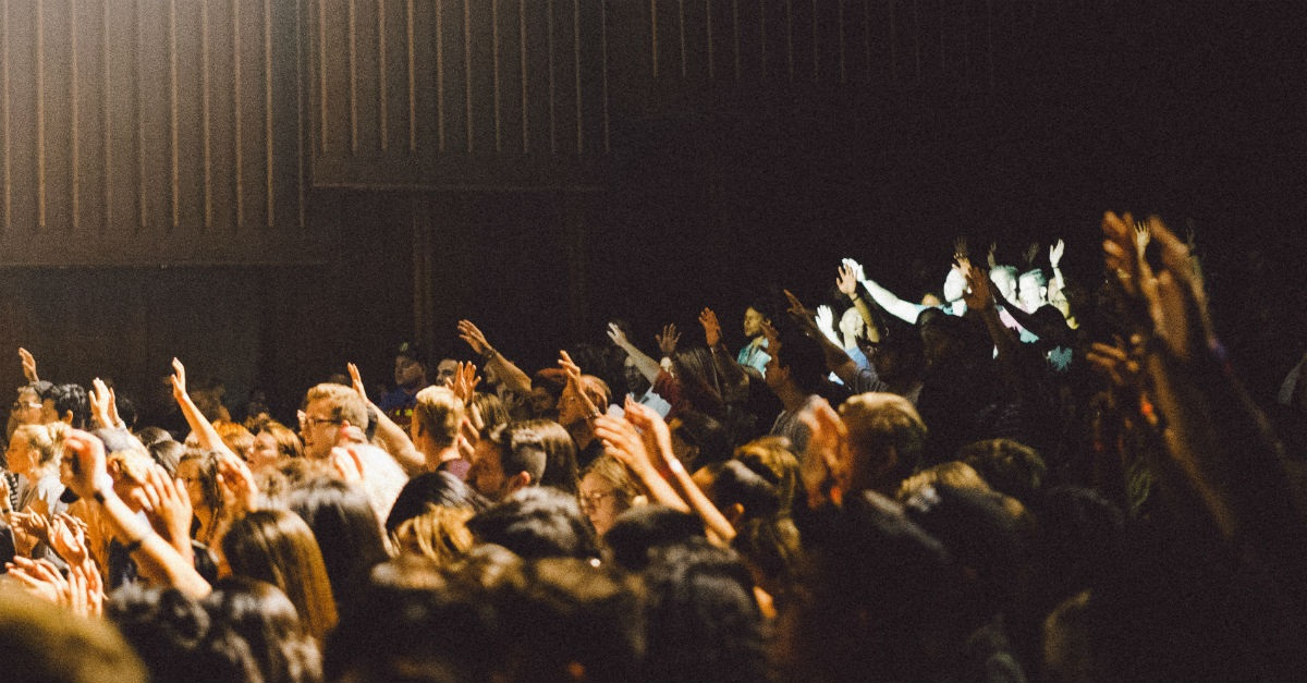 5 Reasons You Should Stay at Church